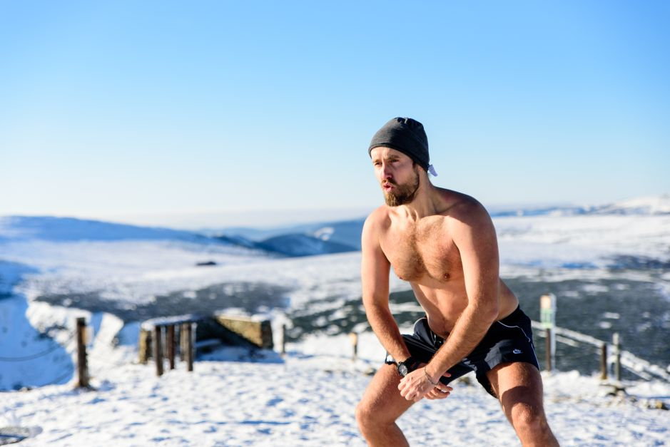 Método Wim Hof: el secreto para mantenerte en forma