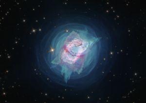 VIDEO: El telescopio Hubble capturó sensacionales imágenes de estrellas a punto de morir