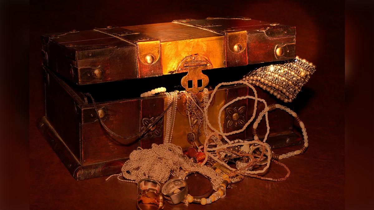 Se calcula que unas 350,000 personas de todo el mundo fueron a buscar el tesoro.