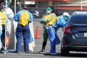 Marchas y reapertura de negocios: razones del repunte del COVID-19 en San Bernardino