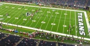 No habrá aficionados en el primer partido en casa de los Houston Texans