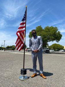 Trofeo a la vida: el boxeador Abner Mares obtuvo su ciudadanía de los Estados Unidos