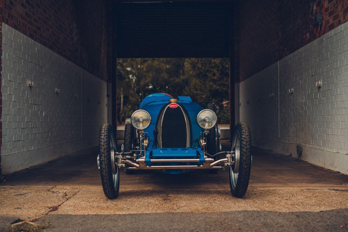 El primer vehículo eléctrico fabricado por la compañía en casi un siglo