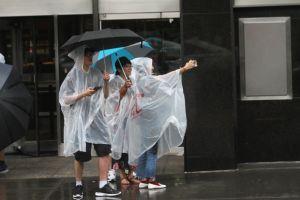 Estragos en Nueva York por Fay, la primera tormenta tropical en julio en 24 años