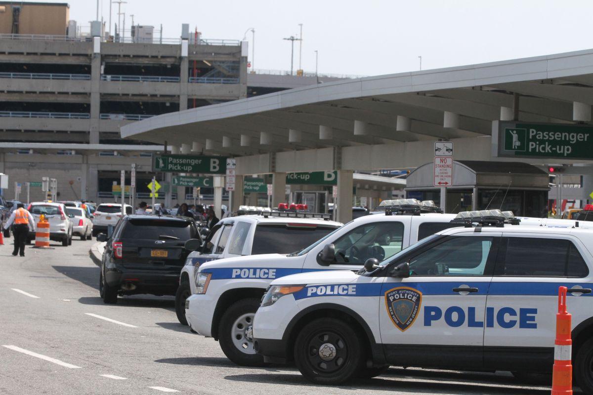 Terminal 4 del aeropuerto JFK