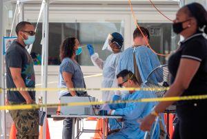 Nuevo récord de muertos en Florida: la pandemia es incontrolable y lo peor está aún por llegar