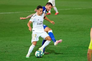 Lucas Vázquez se lesiona y le dice adiós a la temporada