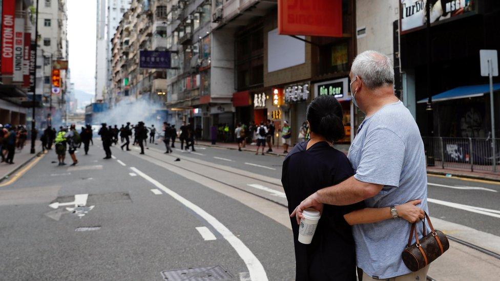 Por qué temen la nueva ley de seguridad aprobada por China