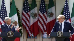 El agradecimiento de AMLO a Trump y otros momentos llamativos del encuentro de ambos presidentes