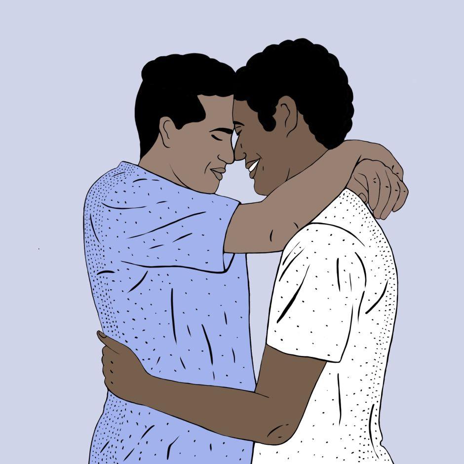 """""""No vuelvas a casa, te matarán por ser gay"""""""