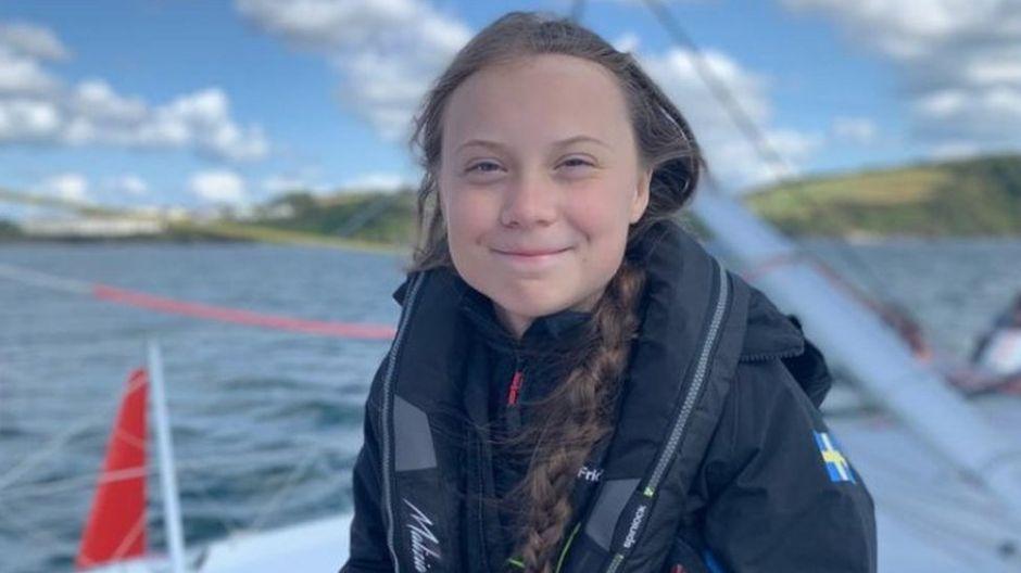 """El premio de más de $1 millón dólares que donará Greta Thunberg para combatir """"la crisis climática y ecológica"""""""