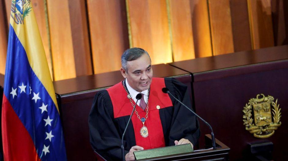 Maikel Moreno, la autoridad de Venezuela por la que EE.UU. ofrece una recompensa millonaria