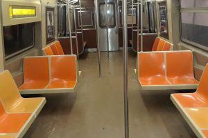 Encuentran en el metro a hombre que se perdió hace siete años