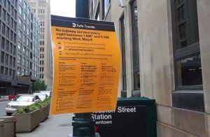 30% sube el crimen en el Metro de Nueva York: acusan menos tráfico, dinero y presencia policial