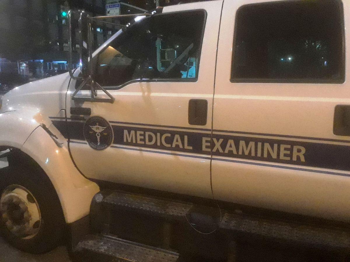 Medicatura forense. NYC