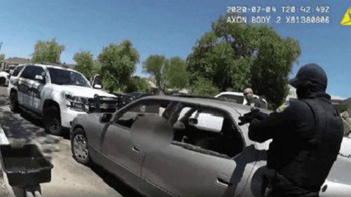 El video del momento en que agentes de Arizona matan a tiros a James Porter García en medio de denuncia de asalto