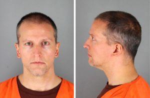 Derek Chauvin, el policía que asfixió a George Floyd es liberado bajo fianza