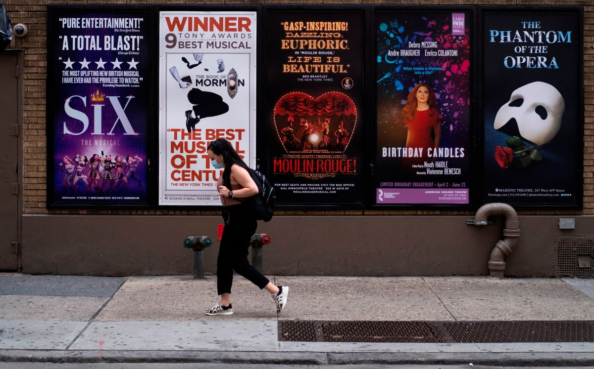 El sector de la cultura y del entretenimiento en vivo está colapsado, dependen de la ayuda federal vía paquete de estímulo