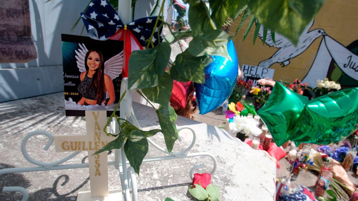 La comunidad en Houston clama justicia mientras llora la muerte de Guillén.