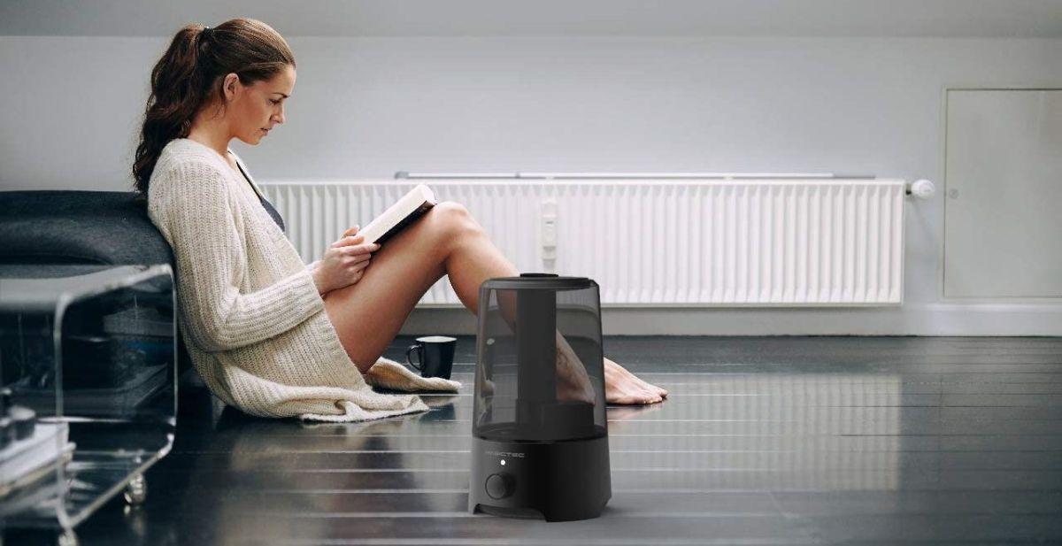 ¿Sufres de alergias? Los mejores 5 humidificadores que eliminarán cualquier bacteria del aire