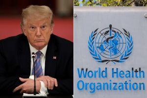 Trump saca oficialmente a EE.UU. de la Organización Mundial de la Salud en medio de repunte del coronavirus