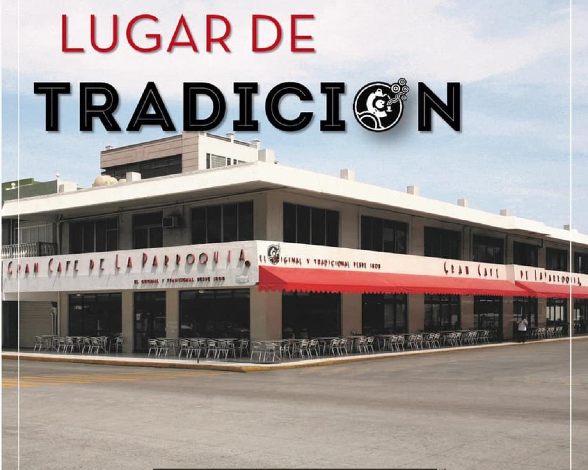 Cuál es el origen del famoso Gran Café de la Parroquia de Veracruz