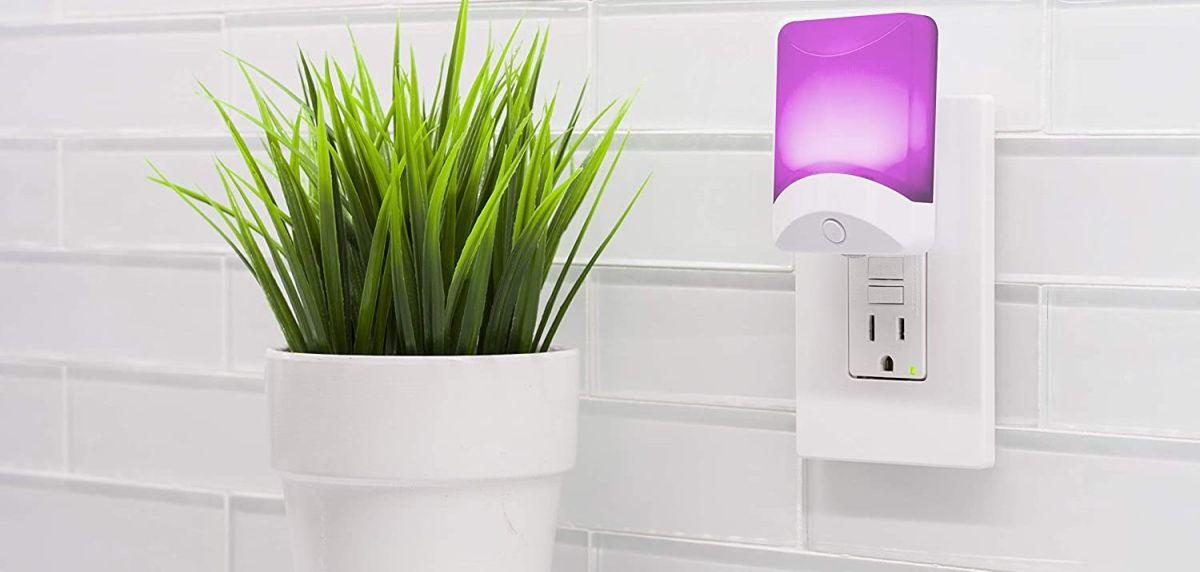 Las 5 mejores lámparas nocturnas para tener en el cuarto de tus hijos