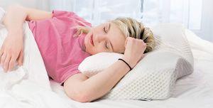Las 5 mejores almohadas anatómicas para evitar los dolores de cuello al dormir