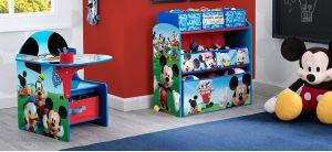 Los mejores cajones de juguetes para enseñarle a tus hijos cómo ser ordenados
