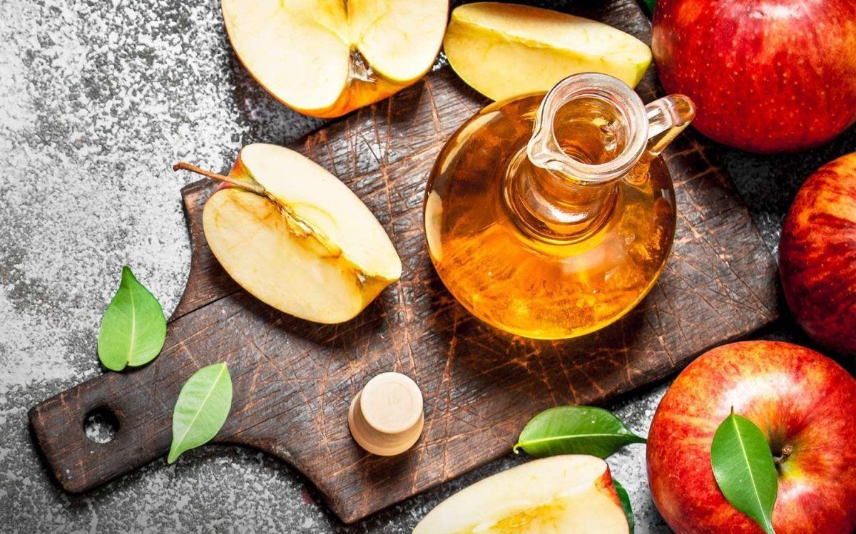 Vinagre de Sidra de Manzana: Una forma efectiva para bajar de peso de forma natural