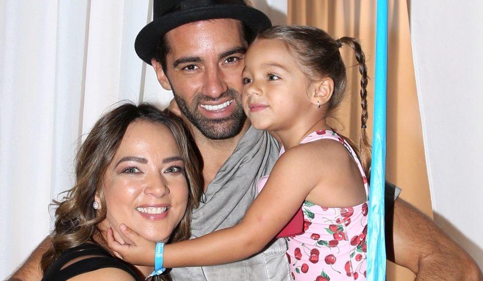 Alaïa, la hija de Adamari López y Toni Costa, da un esperanzador mensaje en medio de la pandemia