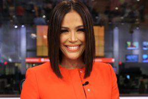 Karla Martínez cambia radicalmente de look