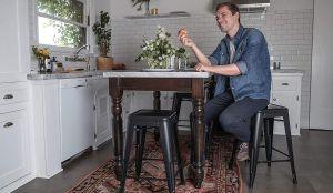 Diseño y Decoración: 6 bancos y sillas ideales para la barra de tu cocina