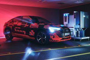 Audi busca que sus baterías sean también una fuente de energía