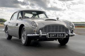 Conoce los 5 autos más exclusivos de Aston Martin