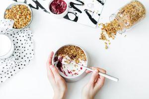 Receta de granola casera baja en azúcar, ¡perfecta para tu dieta!