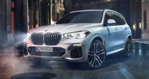 Esta BMW es capaz de soportar balas y explosivos gracias a su armadura