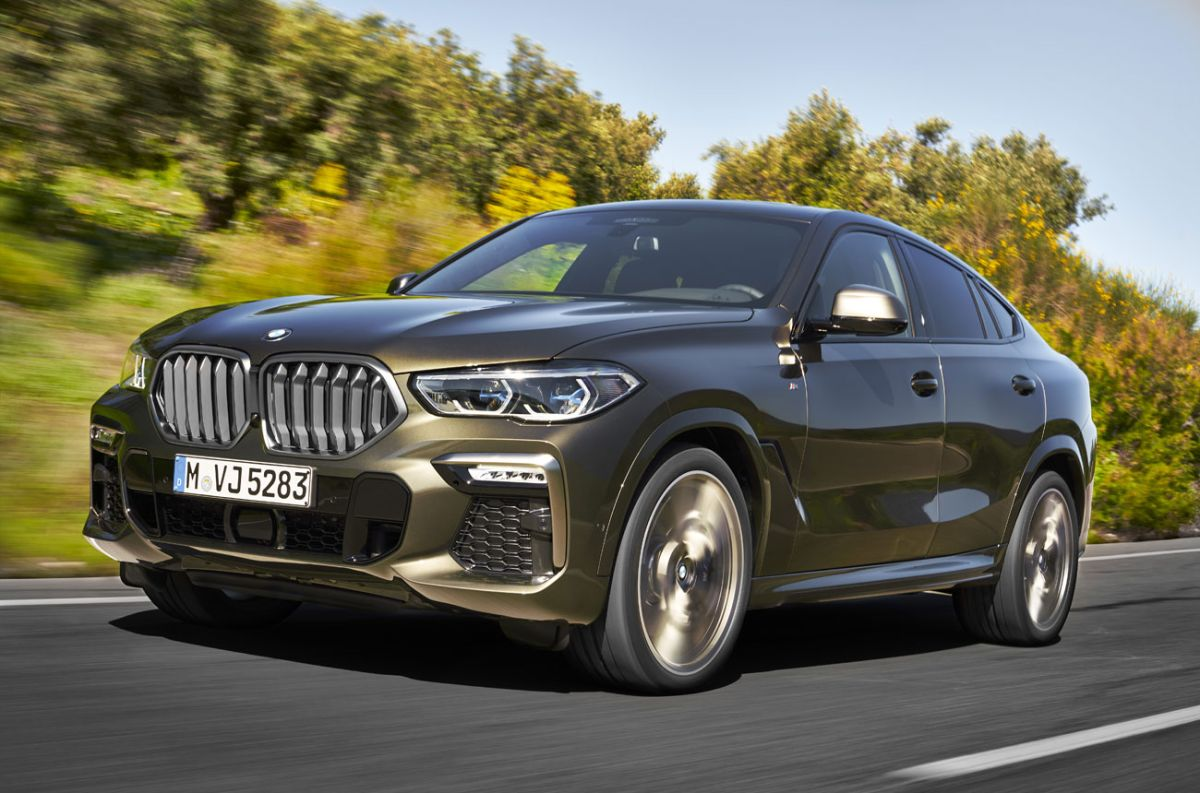 La tercera generación del BMW X6 ya está aquí