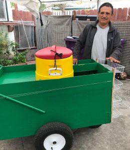 Vendedor ambulante de Long Beach pide ayuda para encontrar a las personas que lo atacaron