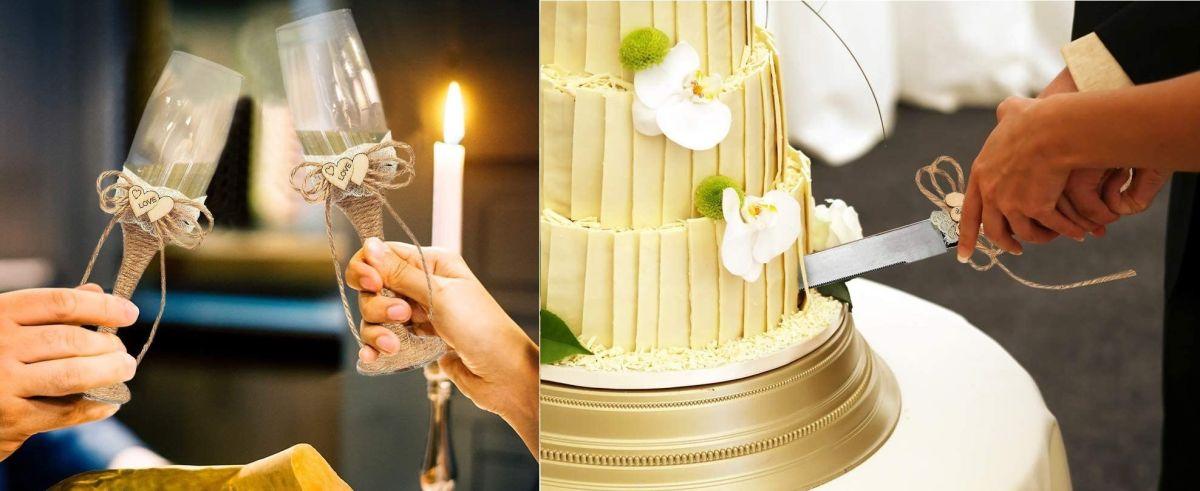 5 ideas para celebrar una boda rústica vintage al aire libre