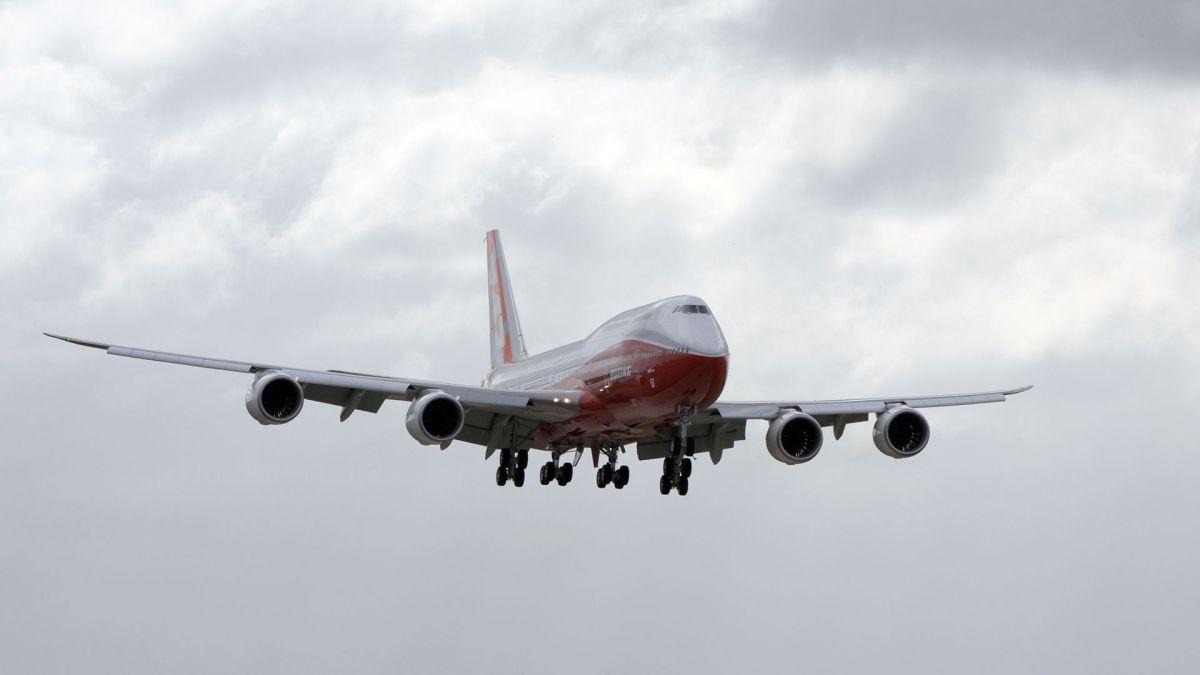 El fin de la producción del Boeing 747 será un momento histórico.