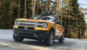 Así es el nuevo Ford Bronco Sport, capaz de librar cualquier obstáculo a su paso