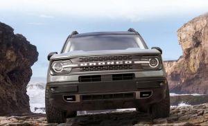 A días de su lanzamiento, esta firma de autos china lanza la copia del Ford Bronco