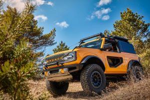 Video oficial de la Ford Bronco 2021 en los senderos de Moab, Utah