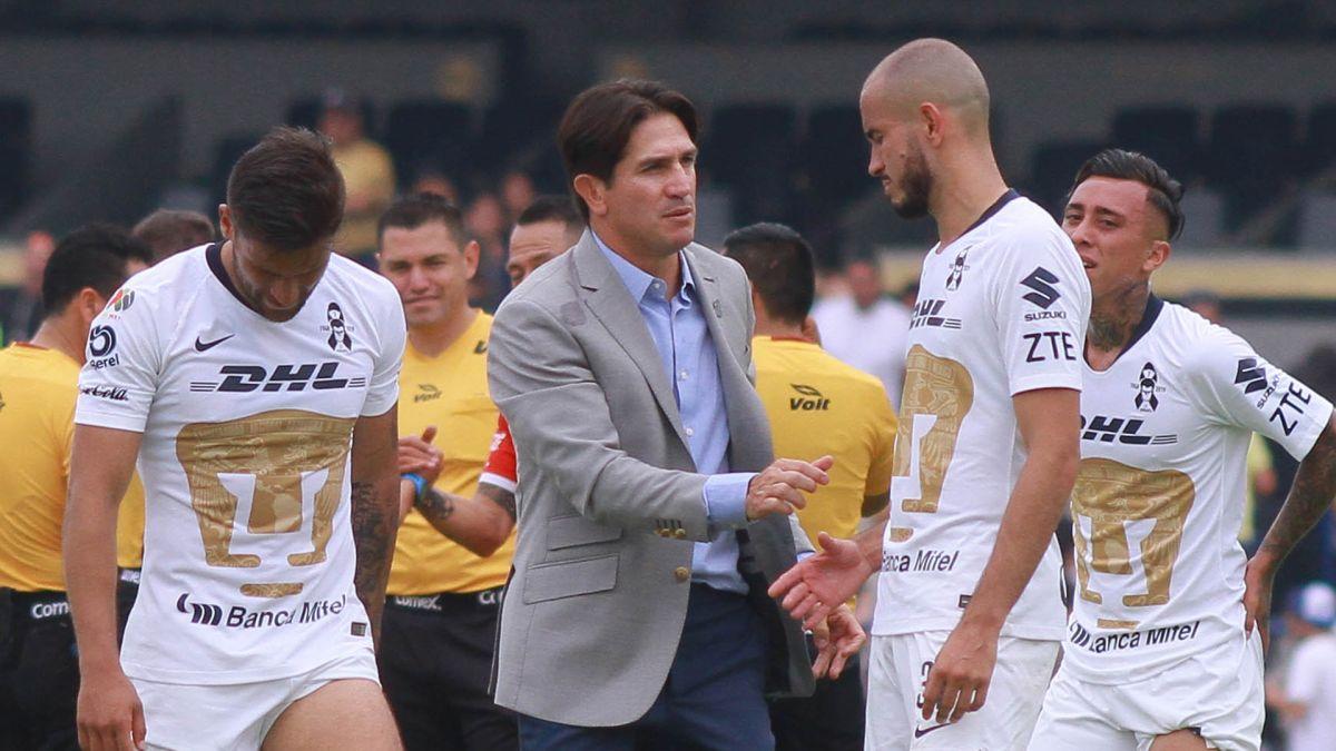 Ni Campos, ni Hugo; Marioni será el elegido para Pumas