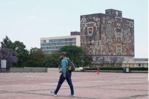 UNAM aplicará exámenes de admisión presenciales, pese a pandemia de COVID-19