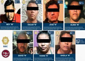 Cae expolicía acusado de distribuir droga de forma masiva y ser del brazo armado del CJNG