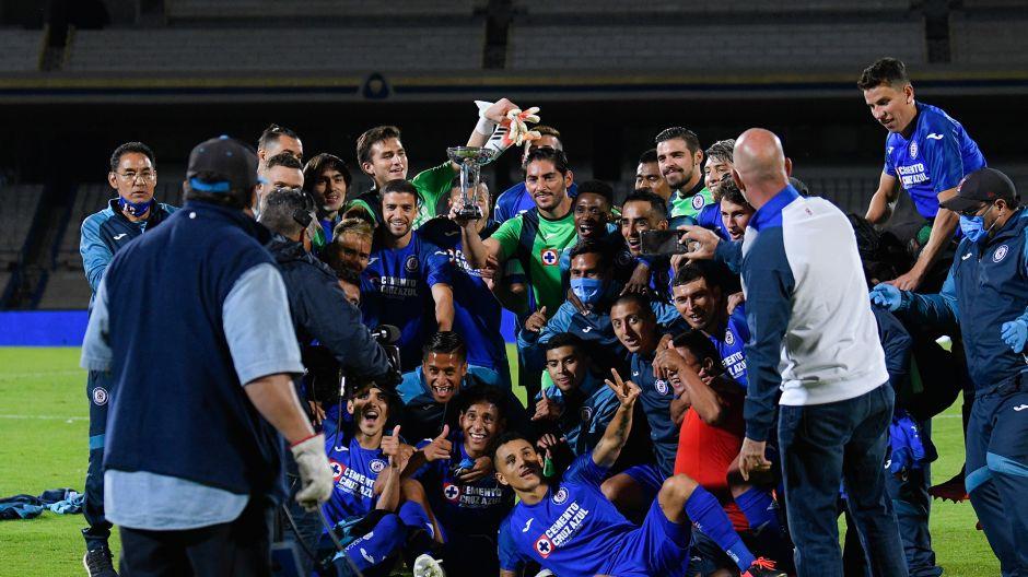 Cruz Azul es campeón de la Copa por México y este año sí será el bueno