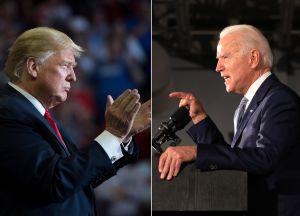 Votantes creen que Biden tiene más energía que Trump