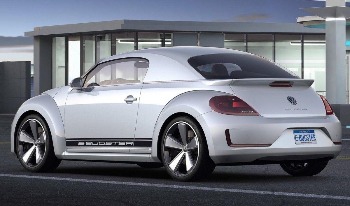 Volswagen E-Bugster Concept Car. / Foto: Cortesía Volkswagen.